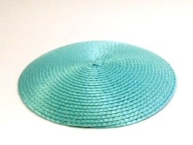 Aqua Synthetic Hat Base 14cm